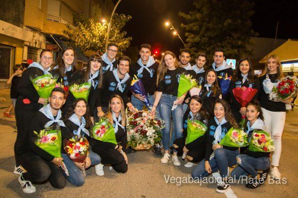 Ofrenda floral en Pilar de la Horadada 62