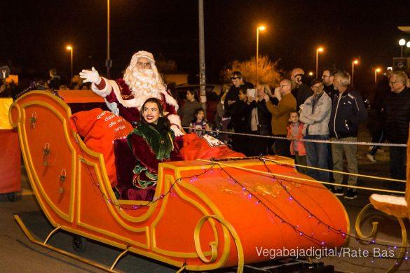 Papá Noel visita Orihuela Costa 45