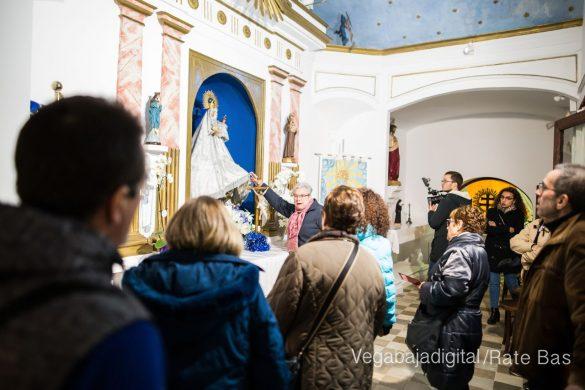 La Ruta de la Virgen de Monserrate se lleva a cabo meses después de la DANA 50