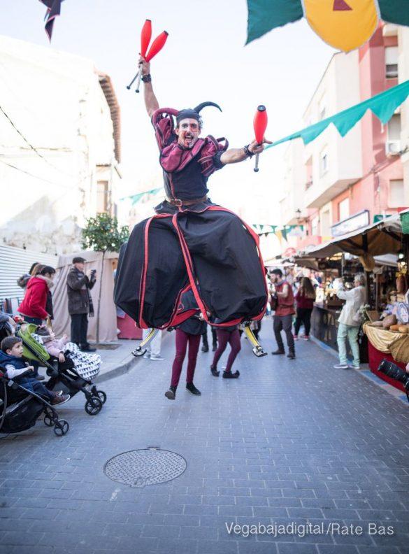 La Armengola pregona el Mercado Medieval de Orihuela 34
