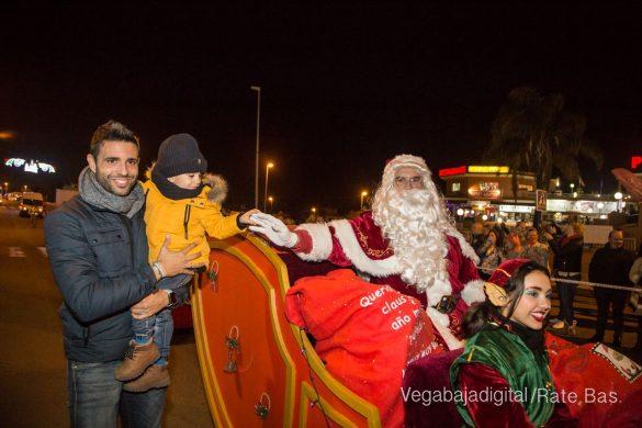 Papá Noel visita Orihuela Costa 46