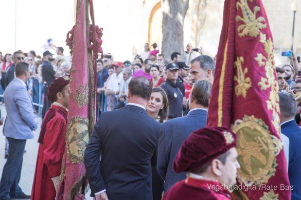 Los Reyes Felipe y Letizia visitan Orihuela 23