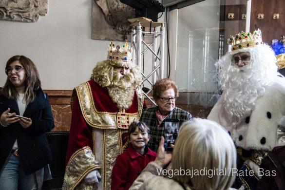 Los Reyes Magos se reencuentran con los niños de Orihuela 34