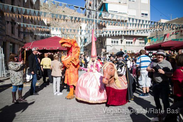 La Armengola pregona el Mercado Medieval de Orihuela 35