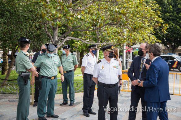 FOTOGALERÍA | Entrega de bastón de mando al Comisario de la Policía Nacional de Orihuela 8