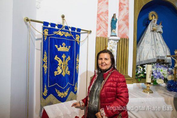 La Ruta de la Virgen de Monserrate se lleva a cabo meses después de la DANA 52