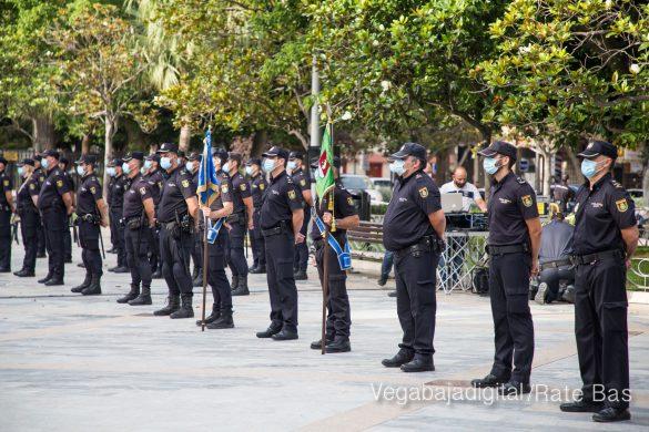 FOTOGALERÍA | Entrega de bastón de mando al Comisario de la Policía Nacional de Orihuela 9