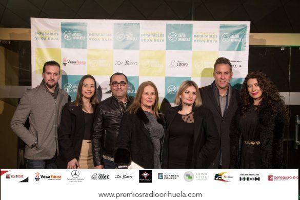 Emoción, diversión y magia en la II edición de los Premios Radio Orihuela 32