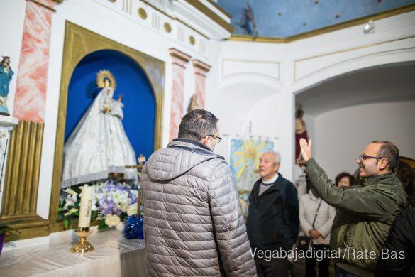 La Ruta de la Virgen de Monserrate se lleva a cabo meses después de la DANA 53