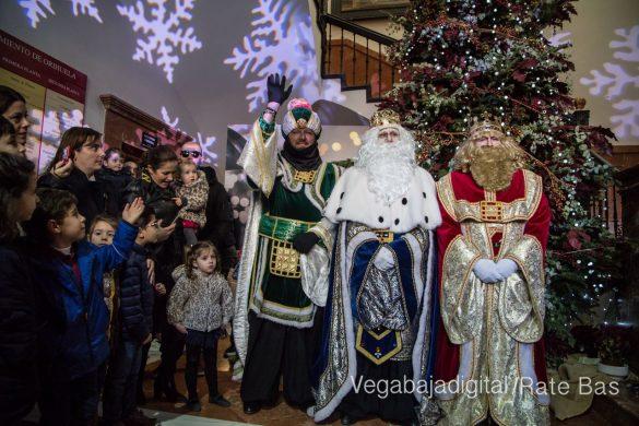 Los Reyes Magos se reencuentran con los niños de Orihuela 36