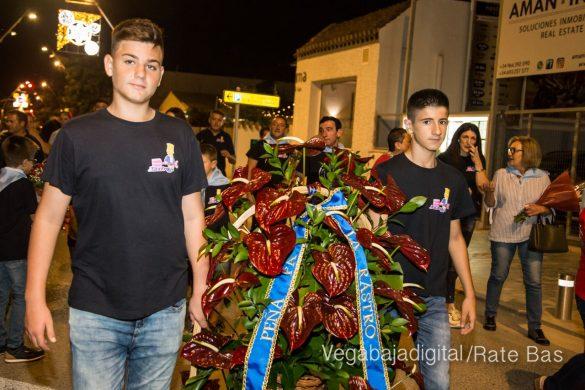 Ofrenda floral en Pilar de la Horadada 70