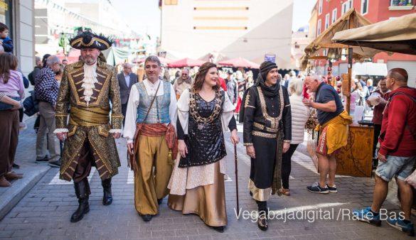 La Armengola pregona el Mercado Medieval de Orihuela 38