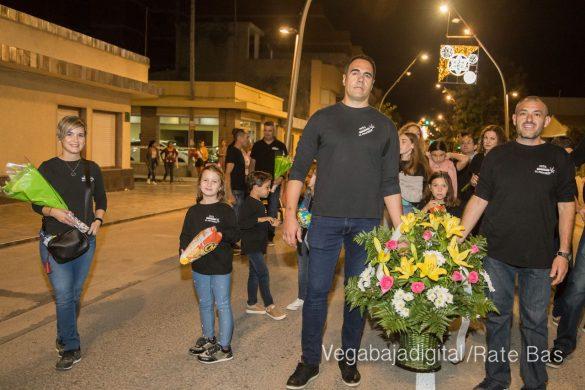 Ofrenda floral en Pilar de la Horadada 71