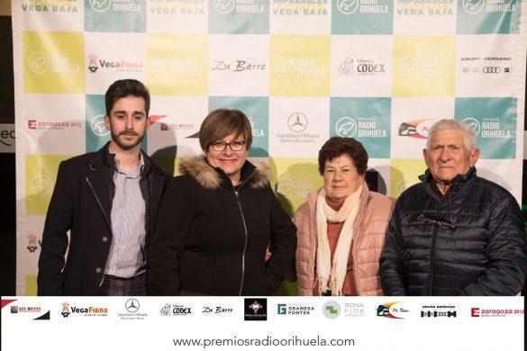 Emoción, diversión y magia en la II edición de los Premios Radio Orihuela 34
