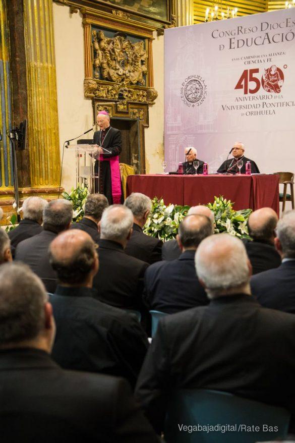 Un Congreso para recordar 450 años de historia universitaria en Orihuela 65