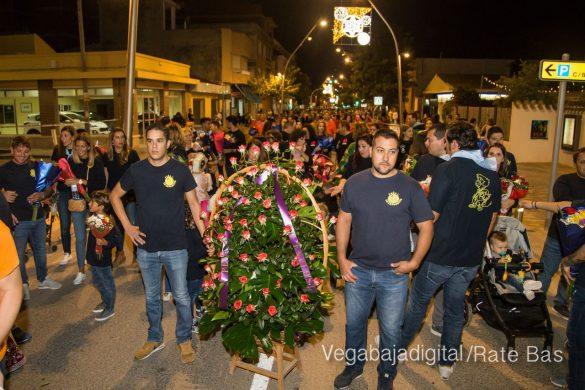 Ofrenda floral en Pilar de la Horadada 73