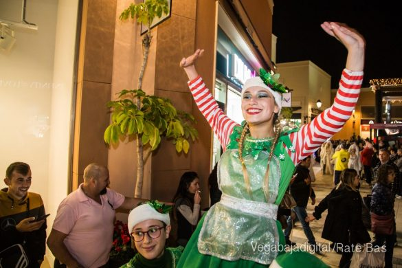 Papá Noel visita Orihuela Costa 53