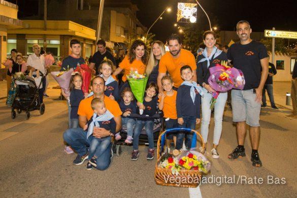Ofrenda floral en Pilar de la Horadada 74