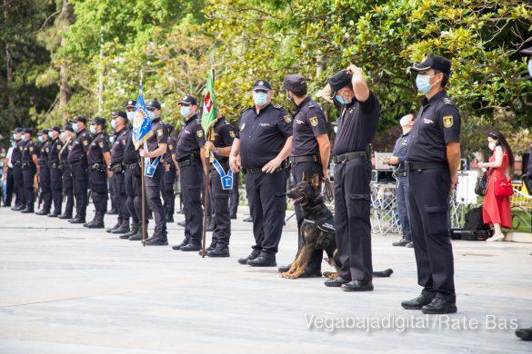 FOTOGALERÍA | Entrega de bastón de mando al Comisario de la Policía Nacional de Orihuela 13
