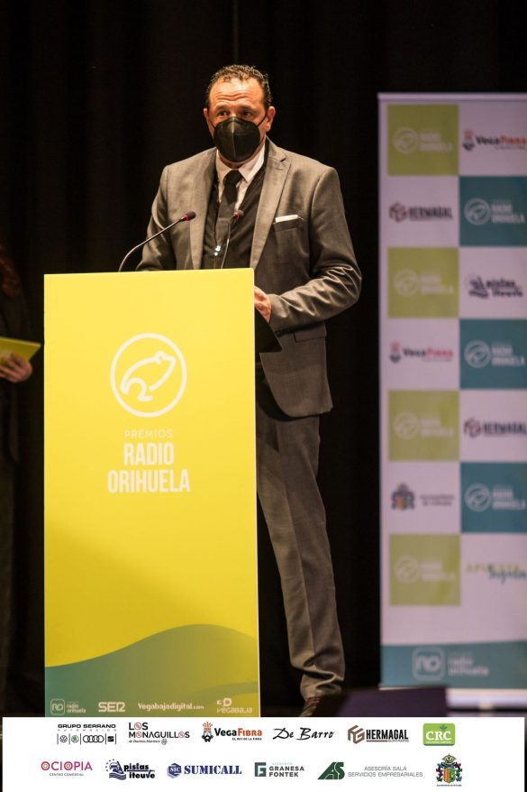 FOTOGALERÍA | Gala III Edición de los Premios Radio Orihuela 66