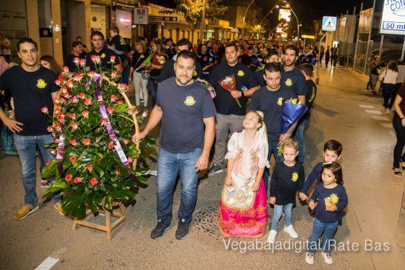 Ofrenda floral en Pilar de la Horadada 75