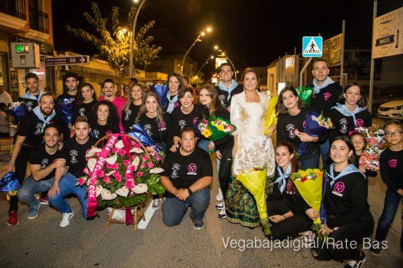 Ofrenda floral en Pilar de la Horadada 76