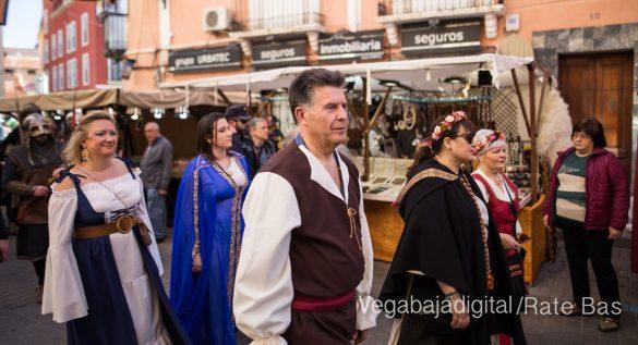 La Armengola pregona el Mercado Medieval de Orihuela 39