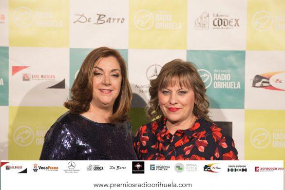 Emoción, diversión y magia en la II edición de los Premios Radio Orihuela 37