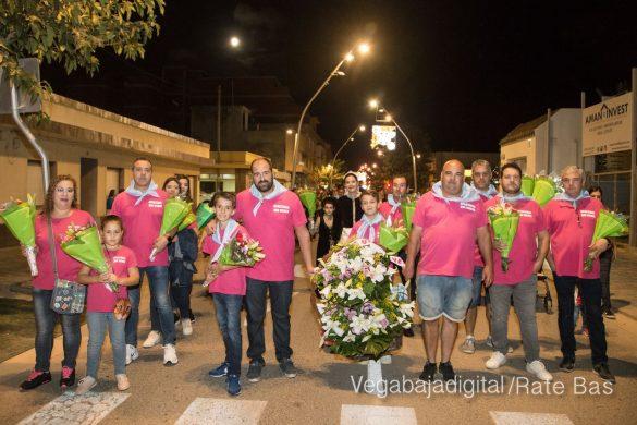Ofrenda floral en Pilar de la Horadada 78