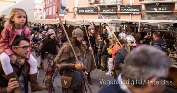 La Armengola pregona el Mercado Medieval de Orihuela 40