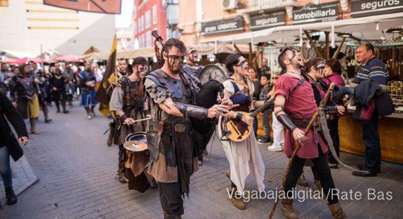 La Armengola pregona el Mercado Medieval de Orihuela 41