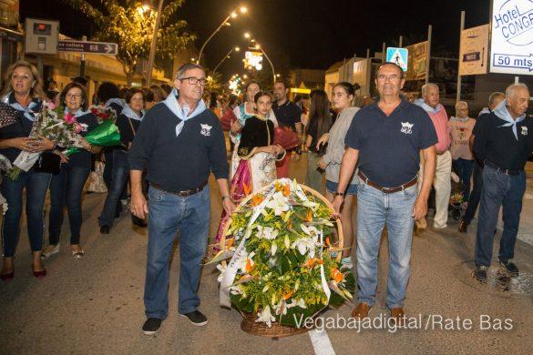 Ofrenda floral en Pilar de la Horadada 79