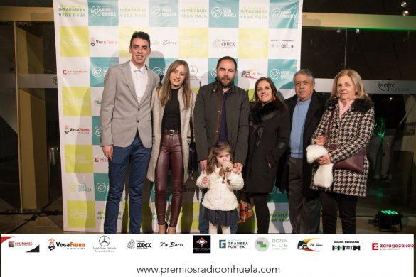 Emoción, diversión y magia en la II edición de los Premios Radio Orihuela 38