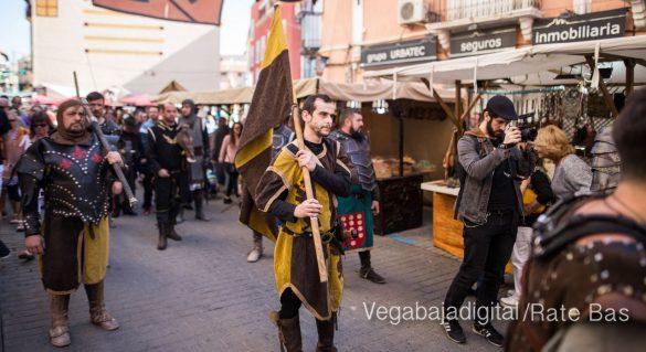 La Armengola pregona el Mercado Medieval de Orihuela 42