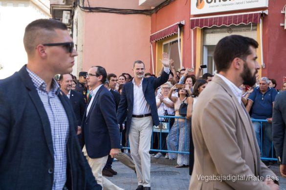 Los Reyes Felipe y Letizia visitan Orihuela 25