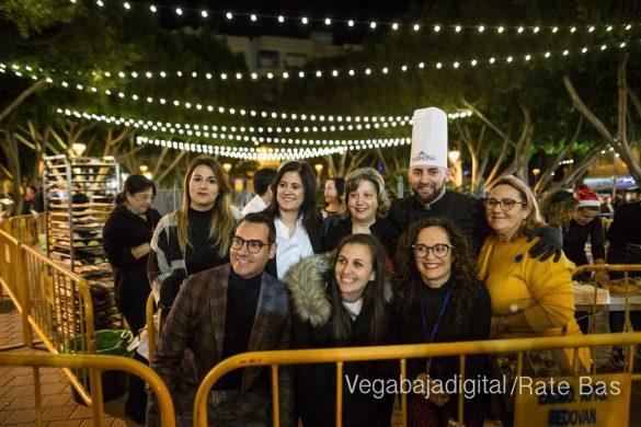 Redován recibe la Navidad con la mejor oferta comercial y degustación de embutidos 28