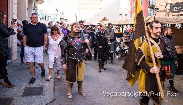 La Armengola pregona el Mercado Medieval de Orihuela 43