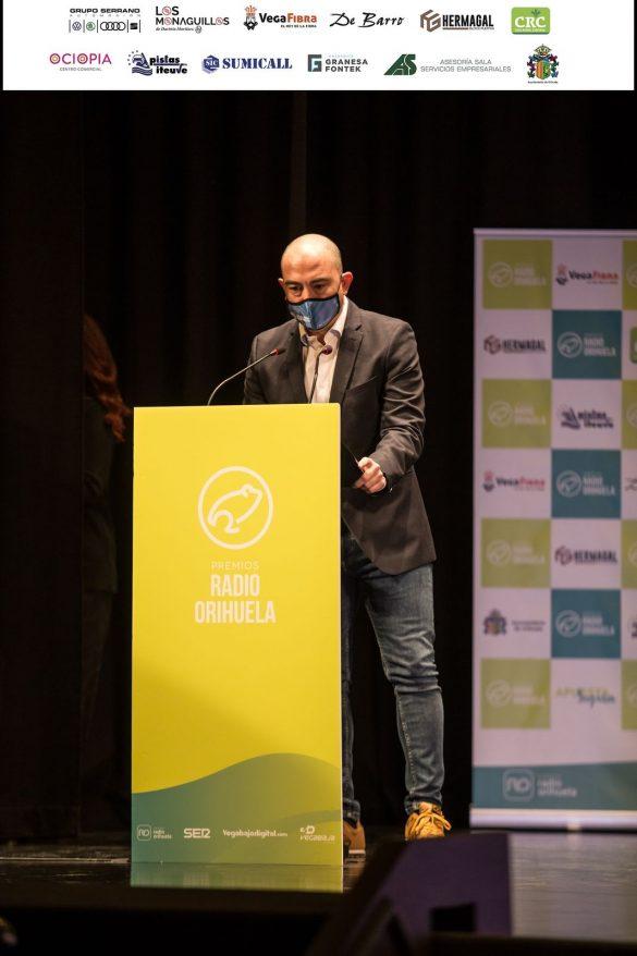 FOTOGALERÍA | Gala III Edición de los Premios Radio Orihuela 61