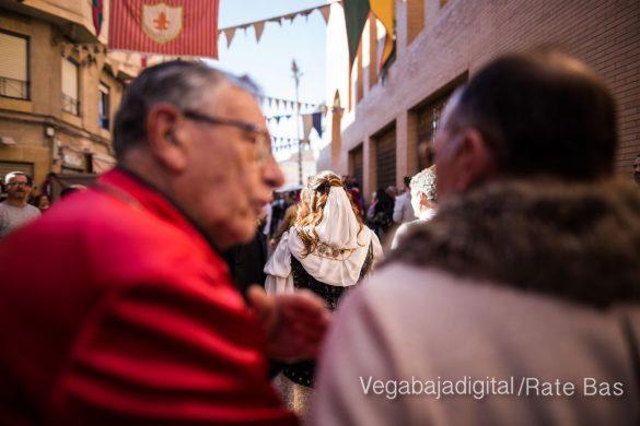 La Armengola pregona el Mercado Medieval de Orihuela 44