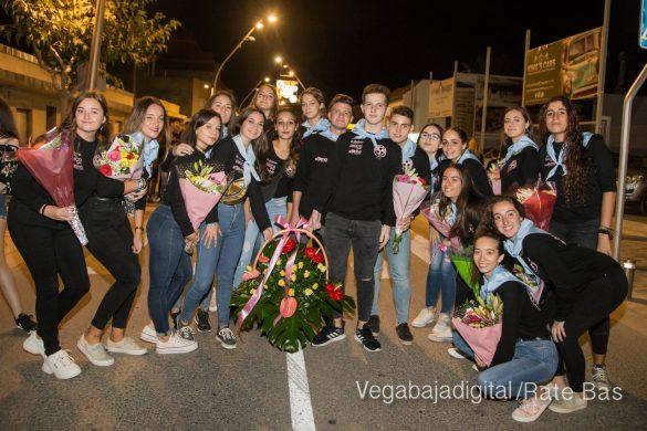 Ofrenda floral en Pilar de la Horadada 80