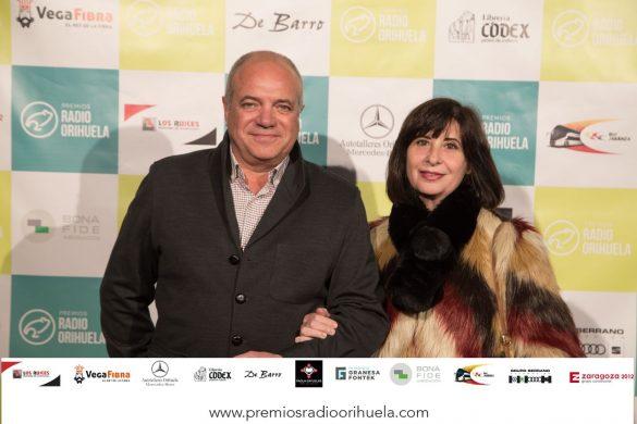 Emoción, diversión y magia en la II edición de los Premios Radio Orihuela 39