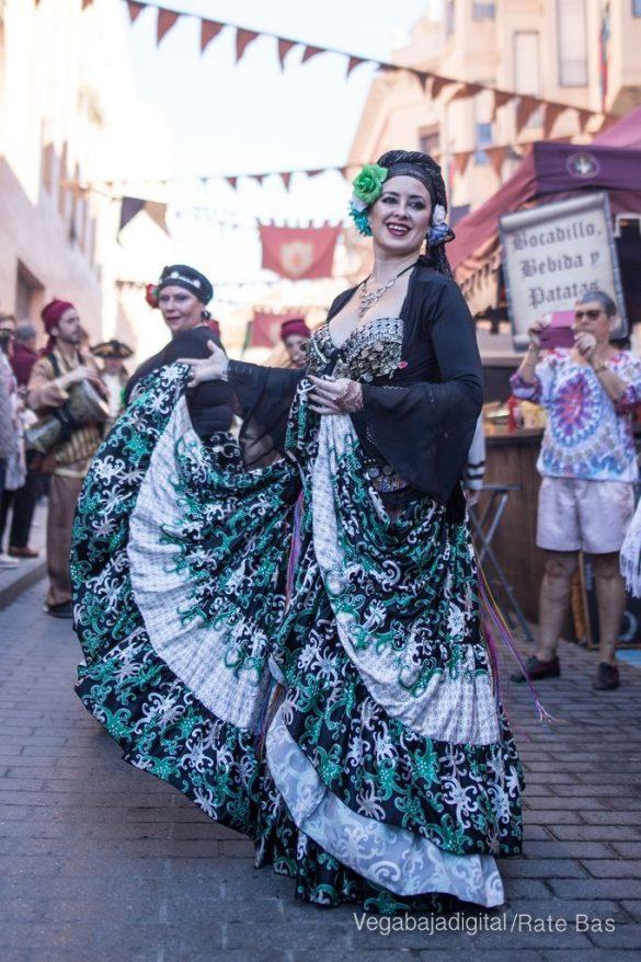 La Armengola pregona el Mercado Medieval de Orihuela 45