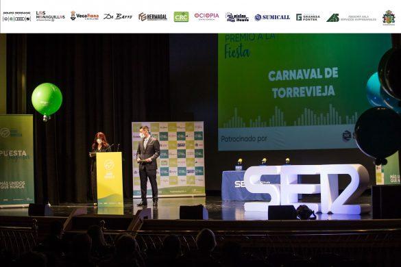 FOTOGALERÍA | Gala III Edición de los Premios Radio Orihuela 60