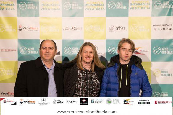 Emoción, diversión y magia en la II edición de los Premios Radio Orihuela 41