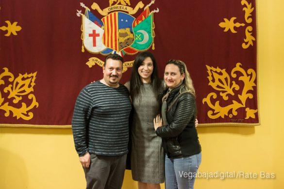 Emoción y alegría en el nombramiento de Elisa Gil como Armengola 2020 44