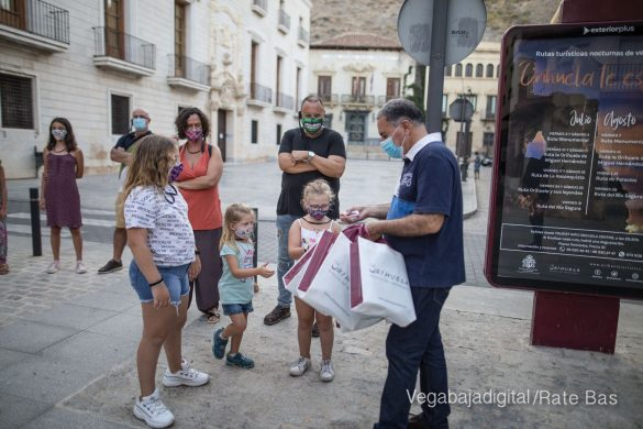 """Éxito en la ruta """"Orihuela de Miguel Hernández"""" 12"""