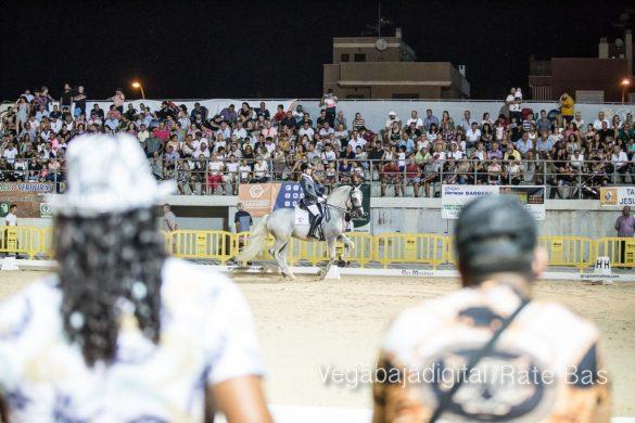 La espectacularidad de los caballos hechiza a los asistentes a FEGADO 7