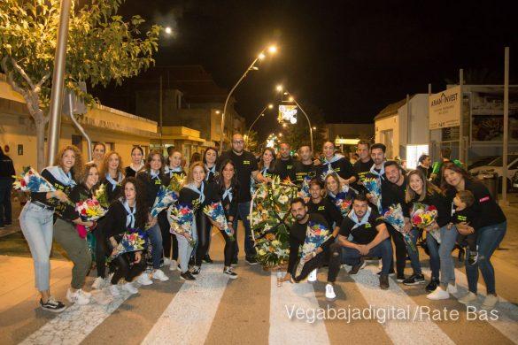 Ofrenda floral en Pilar de la Horadada 82