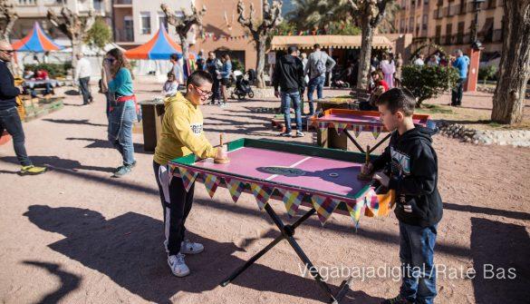 La Armengola pregona el Mercado Medieval de Orihuela 47