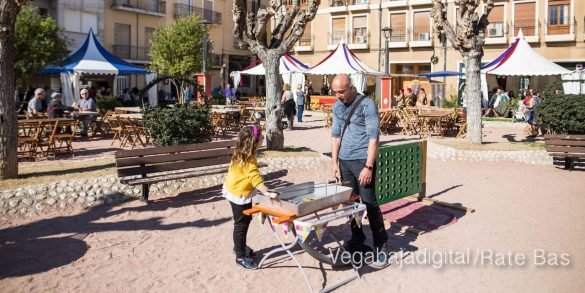 La Armengola pregona el Mercado Medieval de Orihuela 48